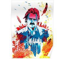 True Detective: Ray Velcoro Poster