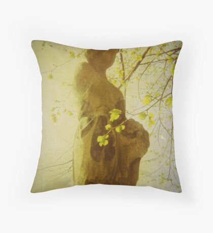 All but Death, can be Adjusted Throw Pillow