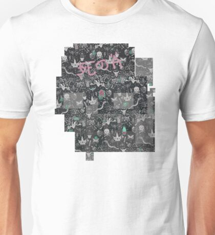 Bones in the Desert Unisex T-Shirt