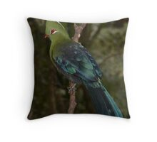 Iridescence Throw Pillow