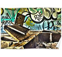 Surrealistic HDR Toning Poster