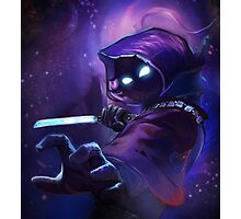 Space Assassin Photographic Print