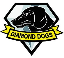 Diamond dogs (high resolution) by gallo177