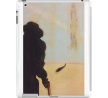...And the gunslinger followed iPad Case/Skin