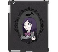 vampire vincent iPad Case/Skin
