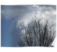 Stormy Weather- High Winds!! Poster