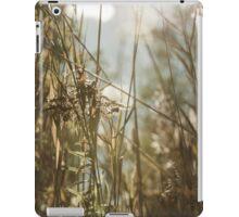 In the tall grass iPad Case/Skin