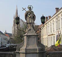 Bruges, Belgium by Patricia127