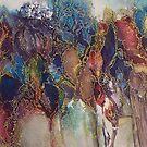 golden threads by Ellen Keagy