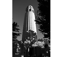 San Francisco's Coit Tower  Photographic Print