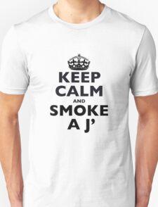 Smoke a J T-Shirt