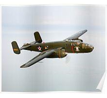 B-25 Mitchell Poster