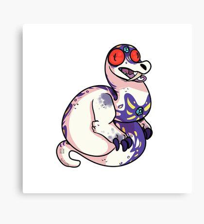 ninjago- pythor Canvas Print