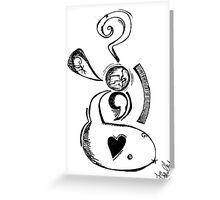 Language Greeting Card