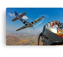 The Horsemen Aerobatic Flight Team Canvas Print