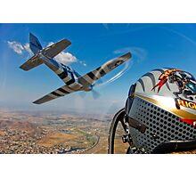 The Horsemen Aerobatic Flight Team Photographic Print