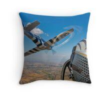 The Horsemen Aerobatic Flight Team Throw Pillow