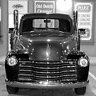 Old Truck by Laurie Perry