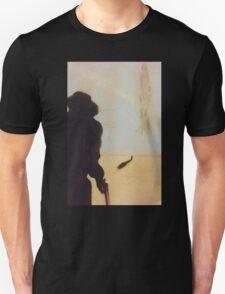 ...And the gunslinger followed Unisex T-Shirt