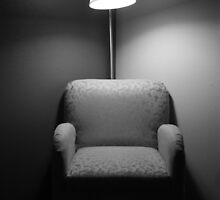 light over chair by Joe  LaFata
