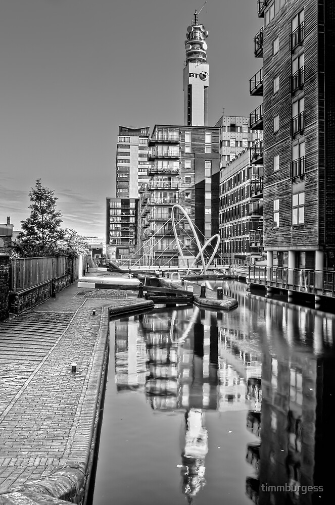 Birmingham Waterways by timmburgess