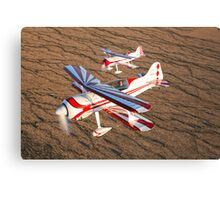Pitts Model 12 Canvas Print