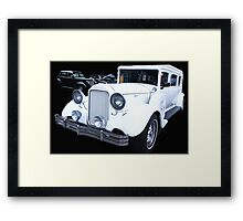 LIMO-ROD Framed Print