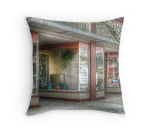 Suburbia Throw Pillow