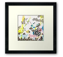 ...a world of their own Framed Print