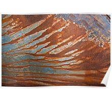 Rusting Sea Poster