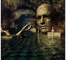 Hall of corroded memories by Shane Gallagher