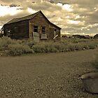 Bodie California 2 by Nick Boren