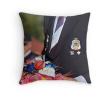 Floral Tribute Throw Pillow