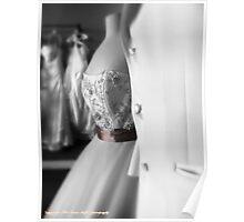 WHITE WEDDING Poster