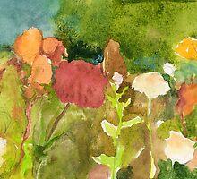 Flower Terrain by ZiggyToes