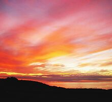 Sunset at Dzintari by MooMooMiguelle