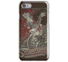 S. GARDEN iPhone Case/Skin