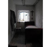 Bed Room of Days Gone By Photographic Print