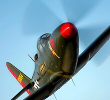 P-63 Kingcobra by StocktrekImages
