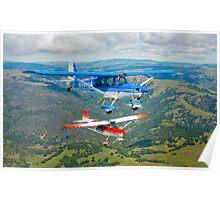 Champion Aircraft Citabrias Poster