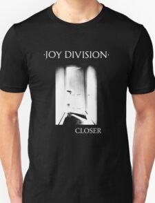 closer white Unisex T-Shirt