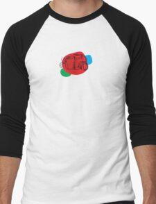 RGB Photographer Men's Baseball ¾ T-Shirt