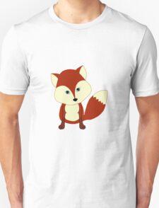 Woodland Red Fox T-Shirt