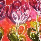 Naiive Windflower by Angel Ray