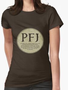 People's Front of Judea Womens Fitted T-Shirt