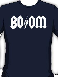 BOOM - AC DC Parody T-Shirt