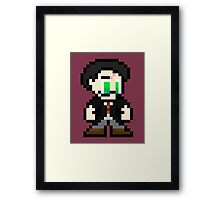 Pixel Potter Framed Print