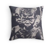 a cry for mercy Throw Pillow
