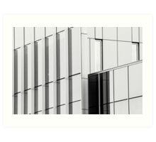 Building Detail - Architecture Art Print