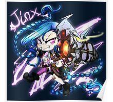 Tiny Jinx Poster